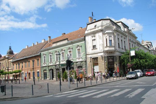 Улицы Эстергома / Фото из Венгрии