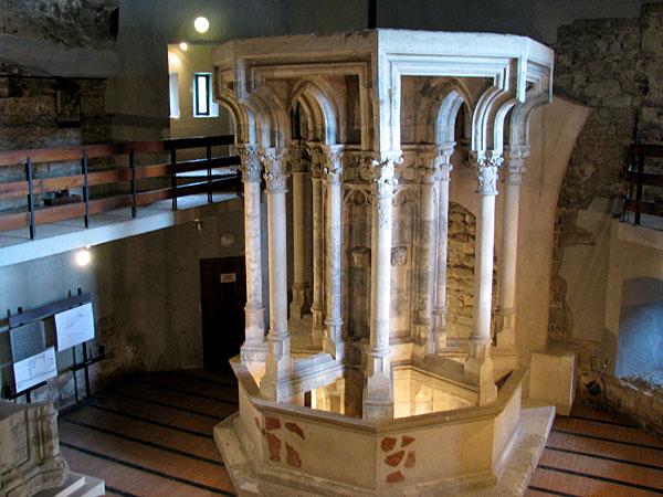 В башне Соломона, Вишеград / Фото из Венгрии