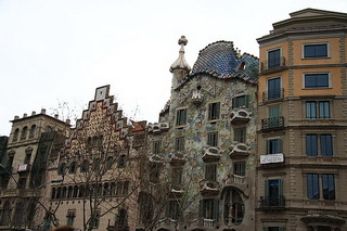 Гауди / Испания