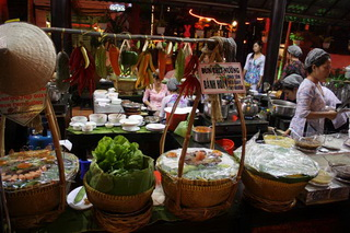 Открытая часть кухни / Вьетнам