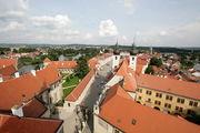 Панорама города / Чехия