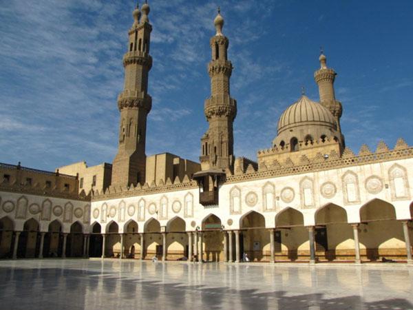 Мечеть Аль-Азхар, Каир / Фото из Египта