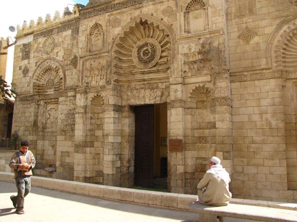 Древняя мечеть Ал-Акмар, Каир / Фото из Египта