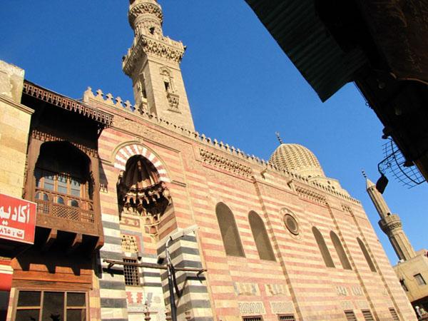 Мадраса султана Аль-Ашрафа Барсбая, Каир / Фото из Египта