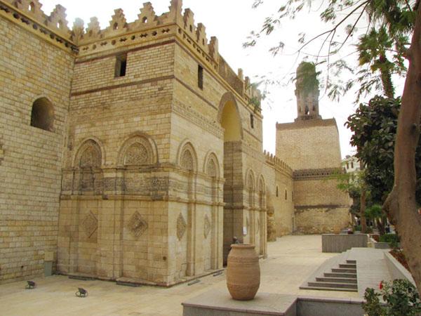 """Мечеть """"сумасшедшего"""" Хакима, Каир / Фото из Египта"""