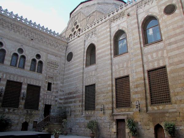 В комплексе султана Аль-Гури, Каир / Фото из Египта