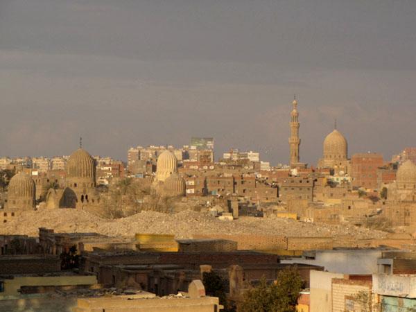 """""""Город мертвых"""" в Каире / Фото из Египта"""