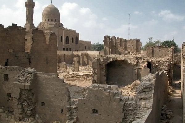 Комплекс султана Инала на Северном кладбище, Каир / Фото из Египта