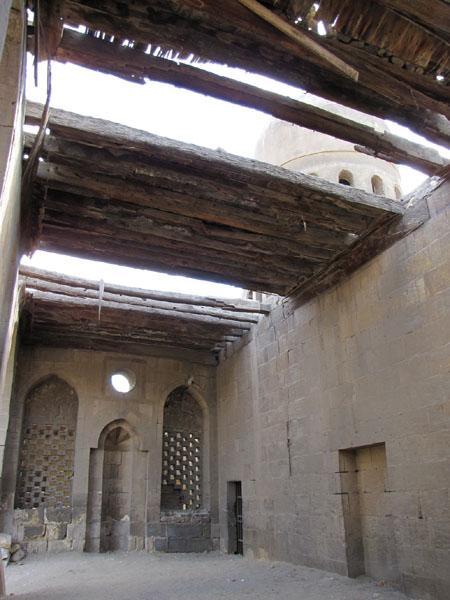 Мавзолей Ум-Анук принцессы Тугхай, Каир / Фото из Египта