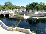 Jardins de la Fontaine / Франция