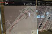 Схема метро / ОАЭ
