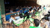 Зал кинотеатра / Камбоджа