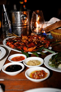 Ужин на пляже / Индонезия