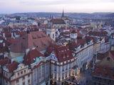 С крыши Принц-отеля / Чехия