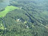 Окрестности с гидросамолета / Финляндия