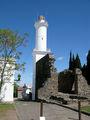Вид на маяк / Уругвай