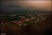 Закаты персикового цвета / Лаос