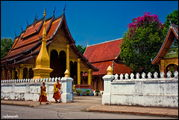Ват Сенсукхарам / Лаос