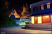 Идеальное место для ночных фотографий / Лаос