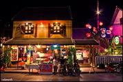Улица Сисавангвонг / Лаос