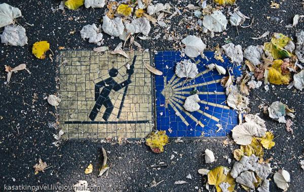 Забавные указатели на улицах Шартра / Фото из Франции