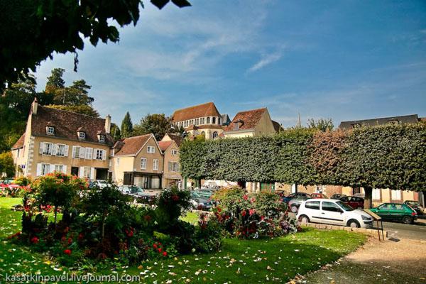 Уютный Шартр / Фото из Франции