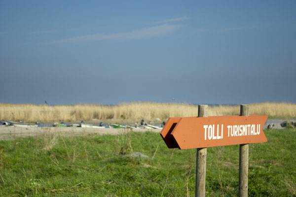 Гостевой хутор Tolli на берегу Балтики, остров Кихну / Фото из Эстонии