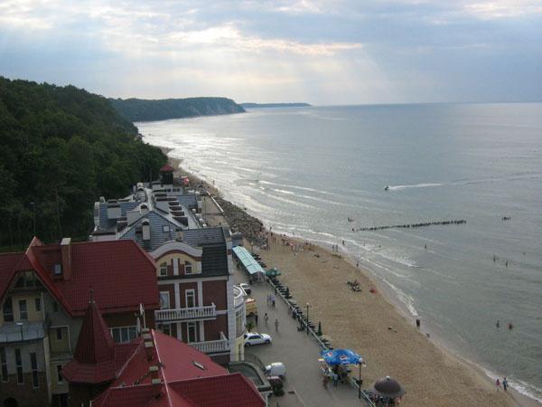 Калининградская область известна прекрасными пляжами / Фото из России