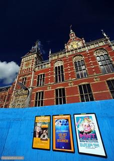 Здание вокзала / Нидерланды