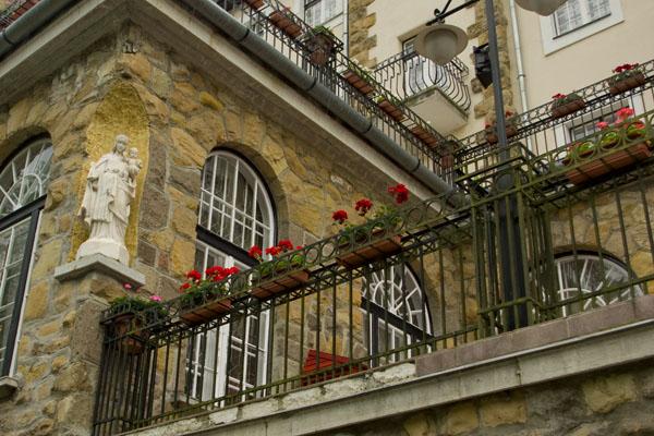 Фасад отеля-замка Hunguest Palota в Лиллафюреде / Фото из Венгрии