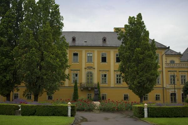 Резиденция епископа в Эгере / Фото из Венгрии