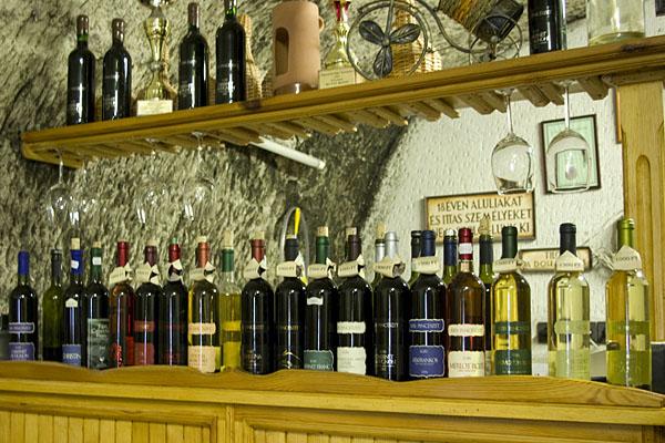 Эгерские вина производства семьи Киш / Фото из Венгрии