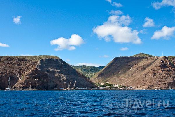 Берег острова Святой Елены / Фото с острова Святой Елены
