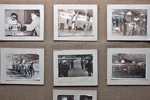 "Жизнь рудника ""Пирамида"" на старых фотографиях / Фото со Шпицбергена"