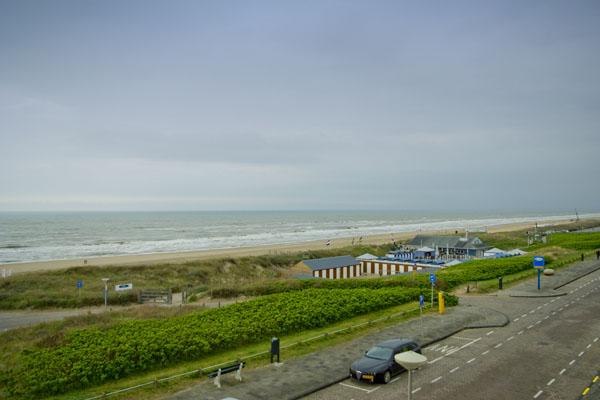 Набережная Нордвейка / Фото из Нидерландов