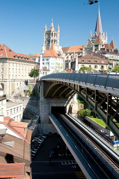 Новый и старый мост / Фото из Швейцарии