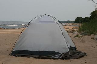 Палатка / Латвия