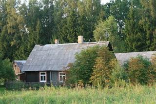 Сельский пейзаж / Латвия