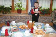Завтрак в Швангау / Белоруссия