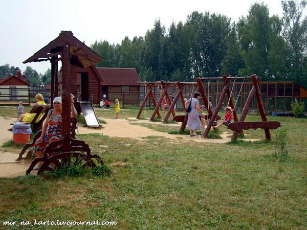 Парк Птиц Воробьи - Отдых с детьми - OSD RU