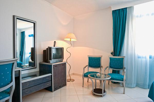 Стандартный номер в отеле Sol Y Mar Riva Beach
