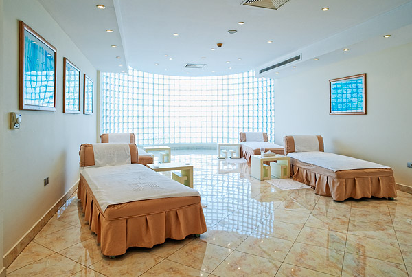 Spa-центр Tranquility Spa комплекса Sol Y Mar Riva World