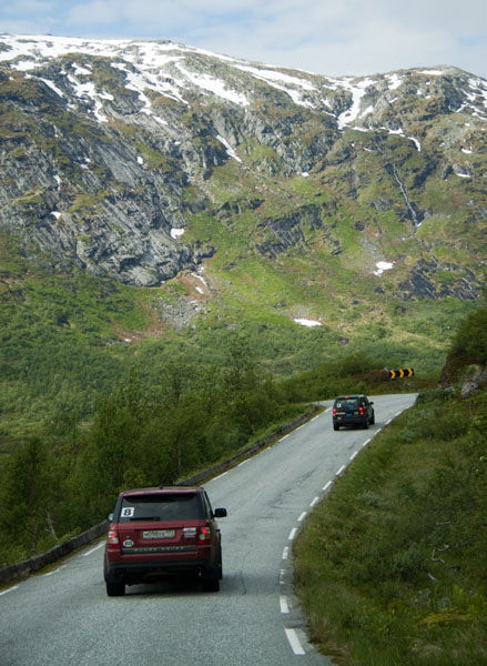 Северная природа Скандинавии действительно впечатляет / Фото из Норвегии