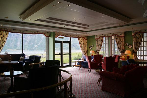 """Отель """"Уленсванг"""" в городе Лофтхус, Норвегия / Фото из Норвегии"""