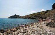 Подобие пляжа / Украина