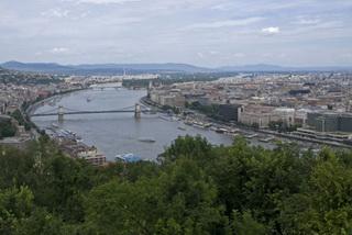Вид на Будапешт / Венгрия