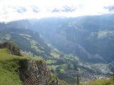 Деревушка Венген / Швейцария