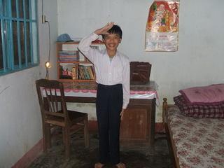Пионерский салют / Вьетнам
