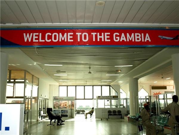 Добро пожаловать в Гамбию! / Фото из Гамбии