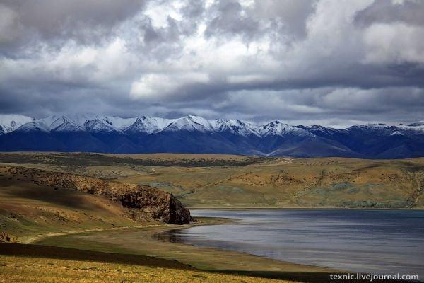 Озеро Манасаровар / Фото из Китая